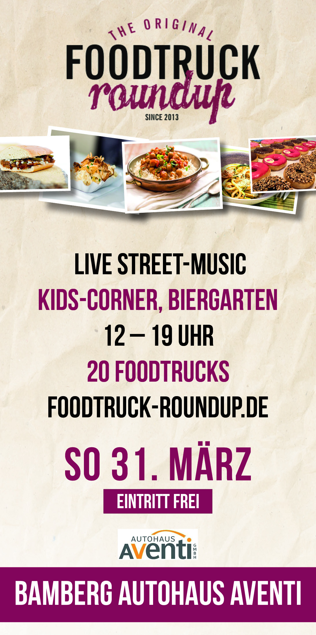 Foodtruck Roundup 2019